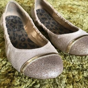 Size 9 Sperry Flats